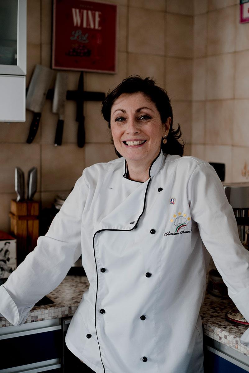 Sara Venturino, chef