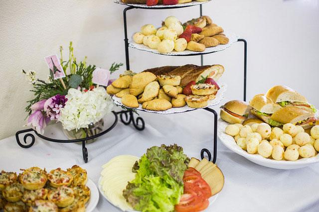 Organizzare il perfetto buffet estivo