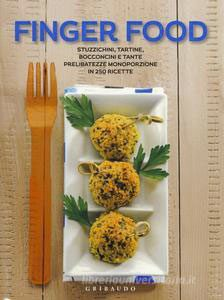Libro sul Finger food